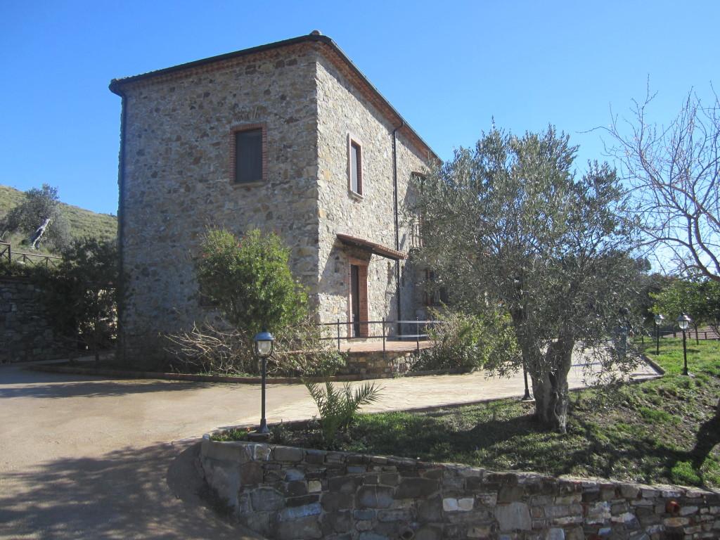 Casolare in Pietra a Pioppi