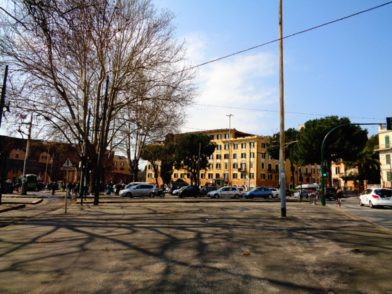 Roma (RM) – Quartiere Esquilino, San Lorenzo